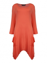 Asymmetric Top In Coral